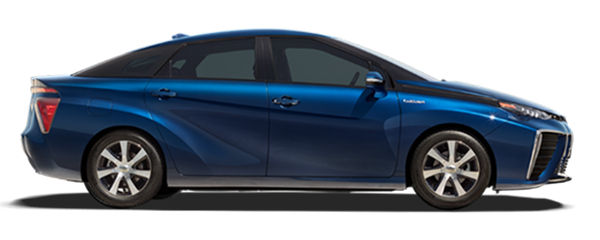 Toyota Mirai Service Electric Car